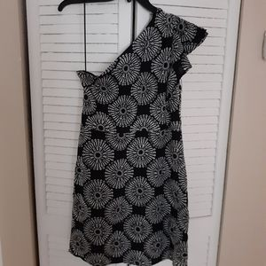 Sam Edelman embroidered   dress